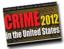 Crime in the U.S. 2012 Graphic