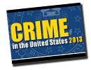 Crime in the United States 2013
