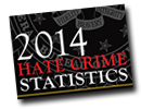 Hate Crimes 2014 thumbnail graphic