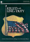 Killed in the Line of Duty Report Cover