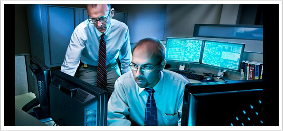FBI Cyber Agents at Work