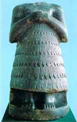 Statue of Entemena